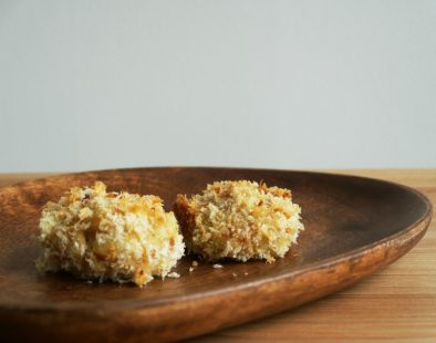 Non-fry Japanese potato croquette korokke
