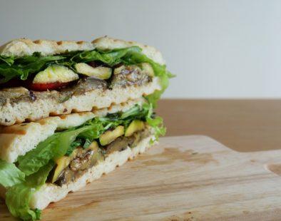 vegan mayo panini ヴィーガン・マヨ パニーニ