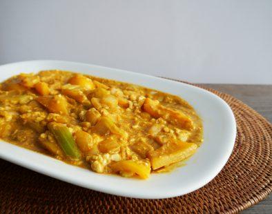 vegan-thai-tofu-curry ヴィーガンタイ豆腐カレー