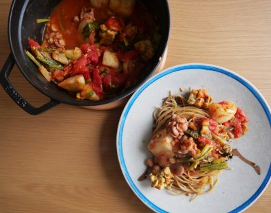 spiced-tempeh-pasta